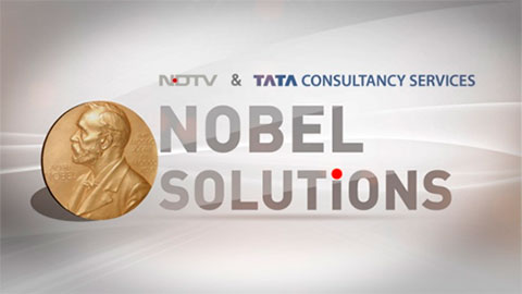 NDTV and Tata Consultancy Services Present Nobel Solutions