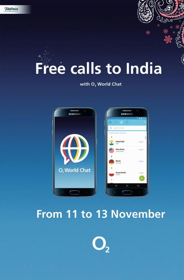 O2 WORLD CHAT
