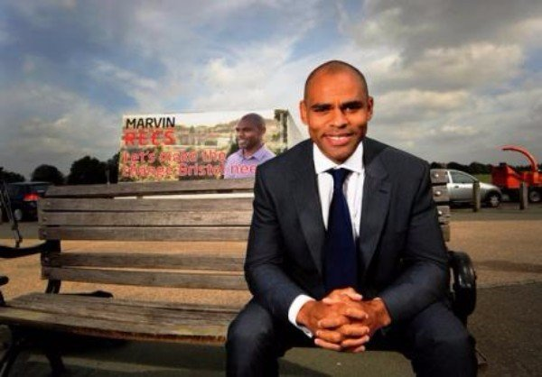 Descendant of Jamaican slaves becomes Mayor of Bristol