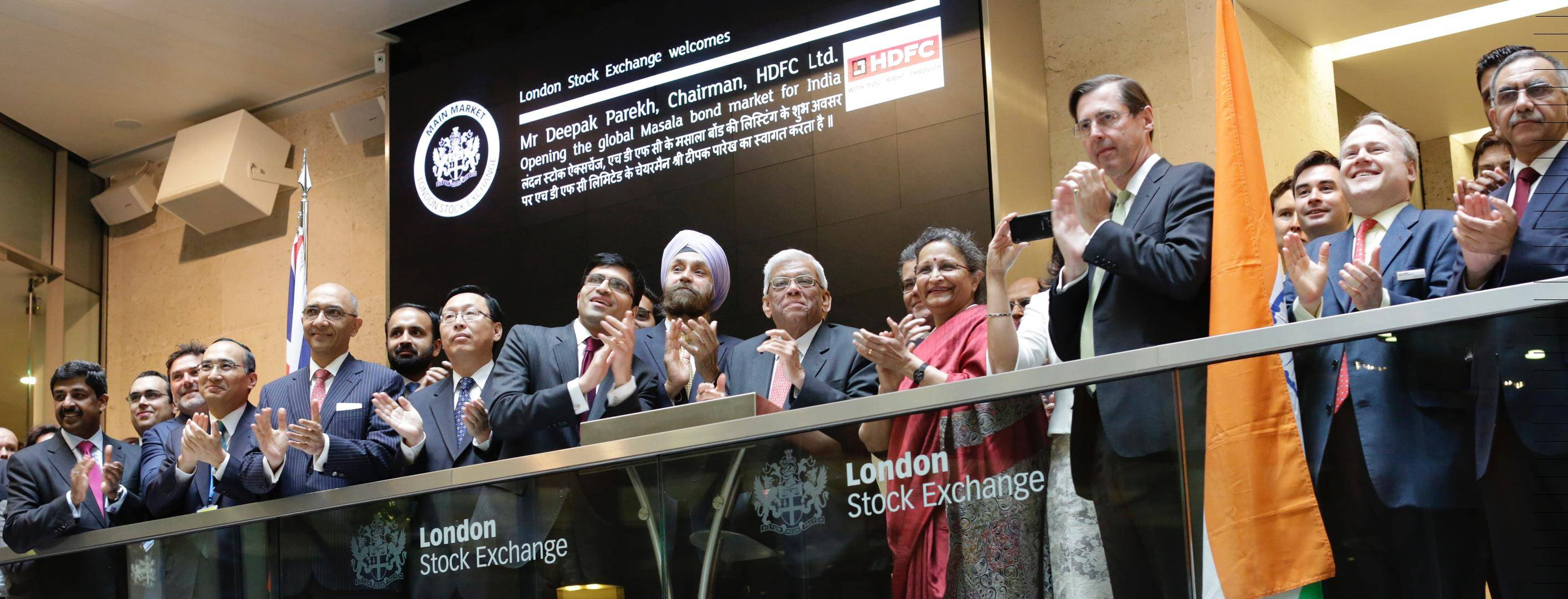 HDFC adds a dash of Masala to the London Stock Exchange