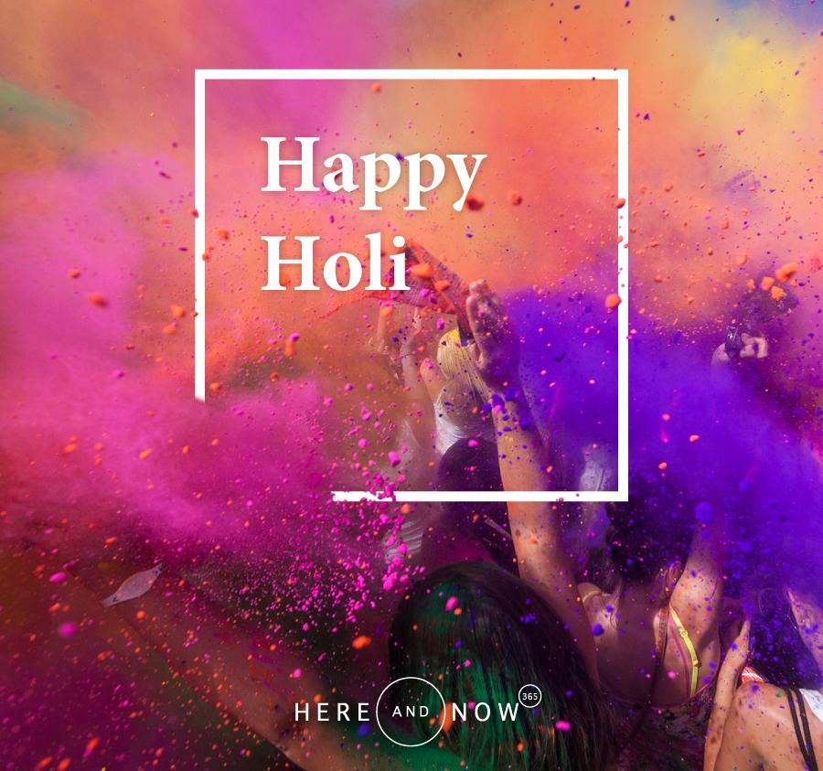 Happy Holi!