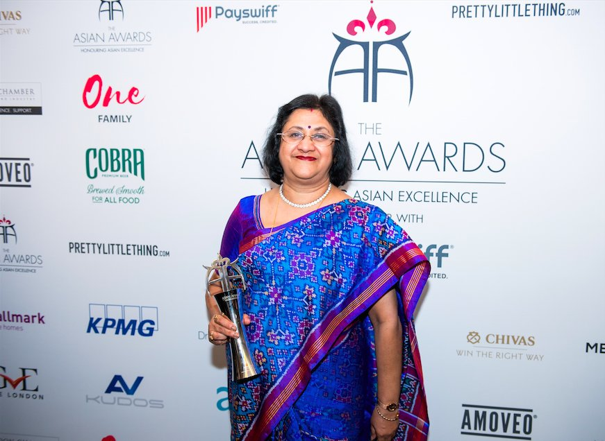 The Asian Awards – Recognition with Glamour