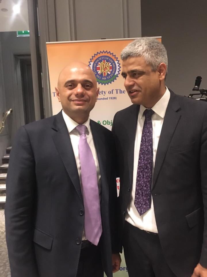 Here and Now 365 congratulates Sajid Javid MP on becoming the new Home Secretary