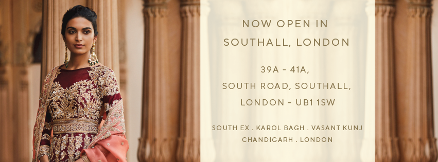 Frontier Raas has opened their first London store in the heart of Southall.