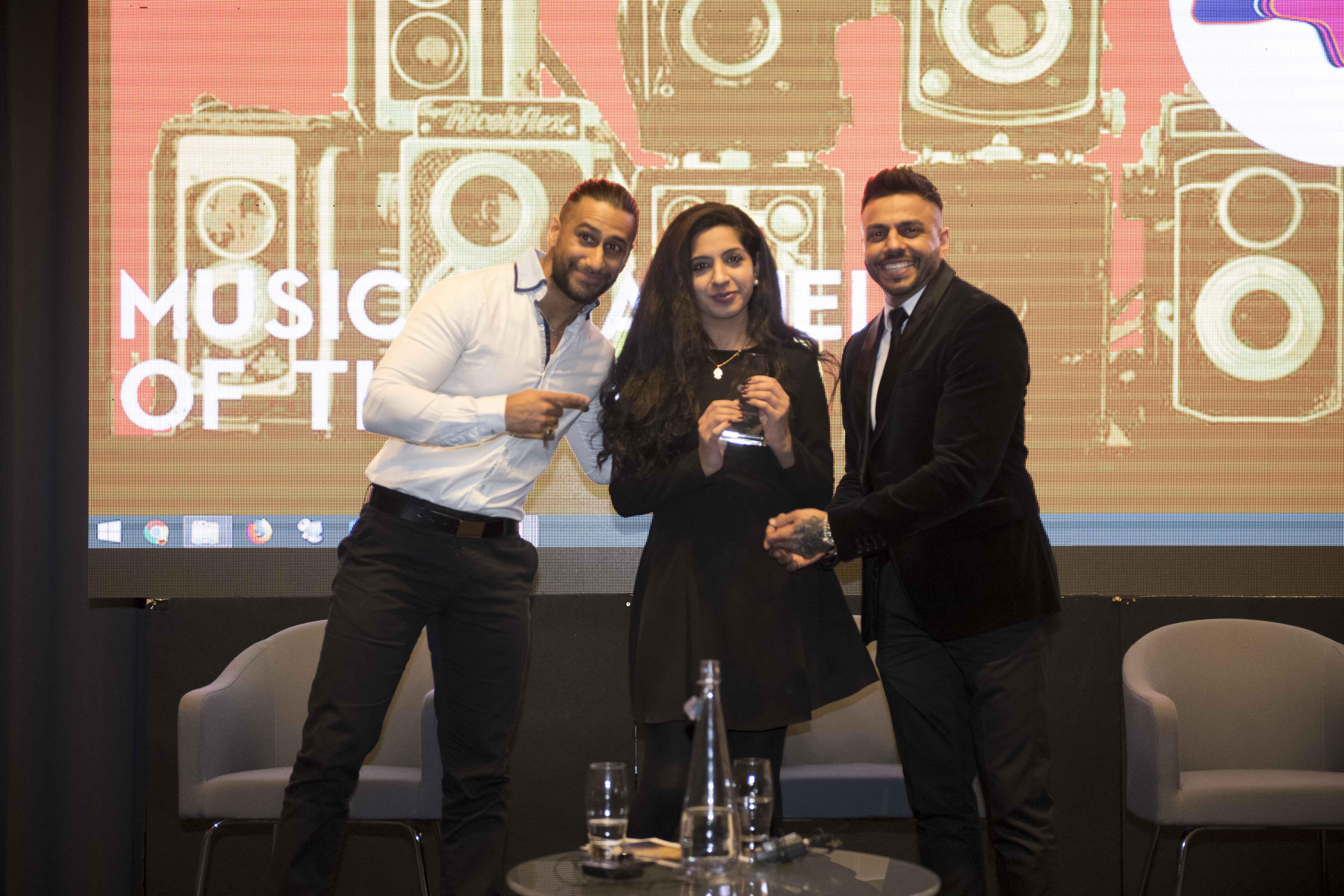 The inaugural British Asian Media (BAM) Awards