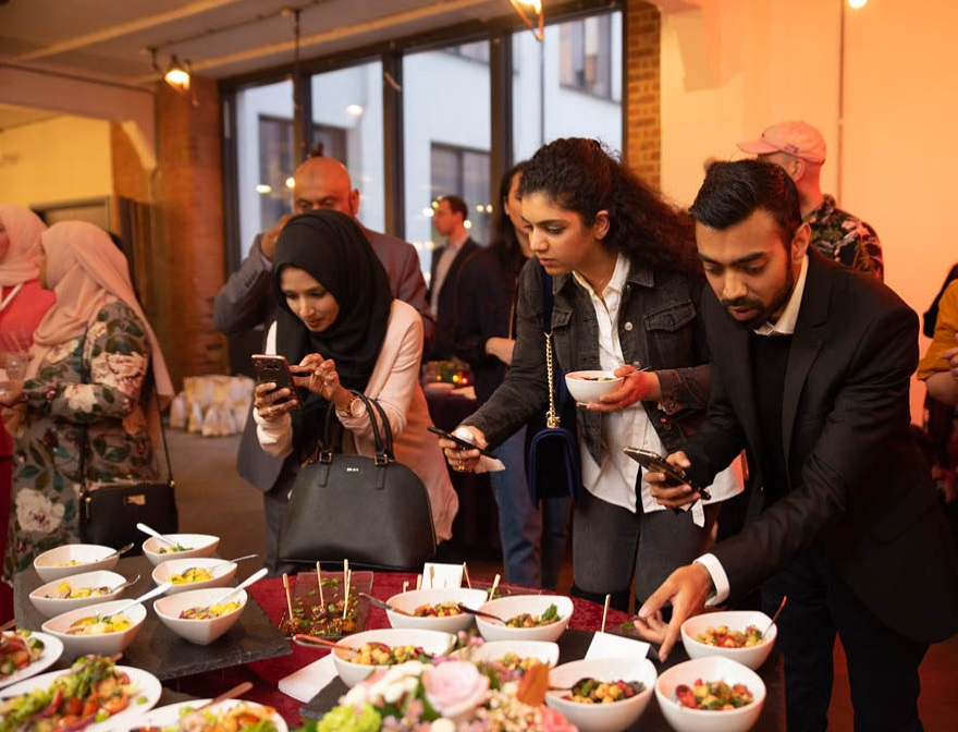 Asda celebrated Ramadan this year with the theme of global flavours.